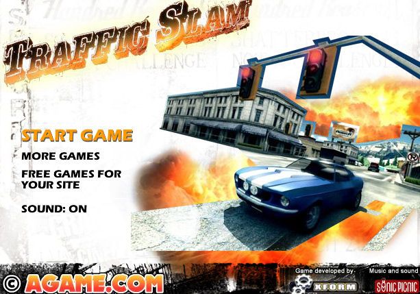 Click to play Traffic Slam 1