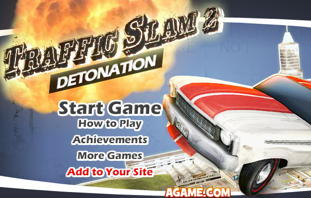 Click to play Traffic Slam 2